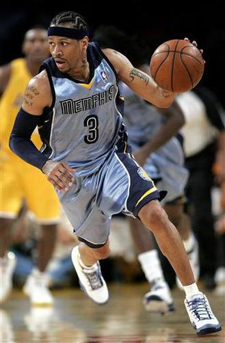 a biography of allen iverson a basketball player Allen iverson (basketball legends questions about one of greatest basketball players to ever play the game allen iverson allen iverson: a biography jul.