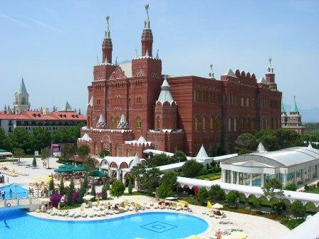 Отель Кремлин Палас Анталия