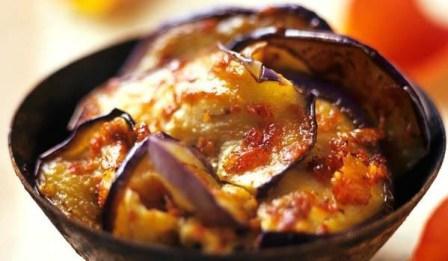 блюда з баклажанів рецепти