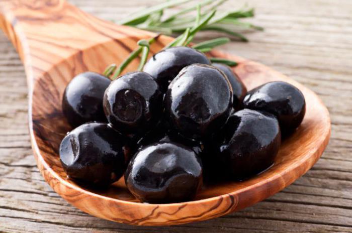 Маслины: польза и вред для организма человека