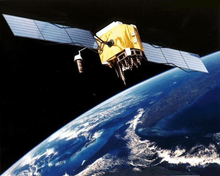 Как летают спутники земли вокруг земли