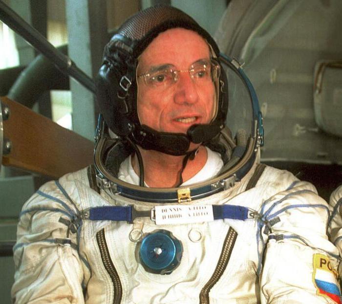 Кто был первый космический турист