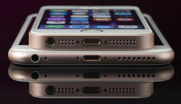 iphone se отличия