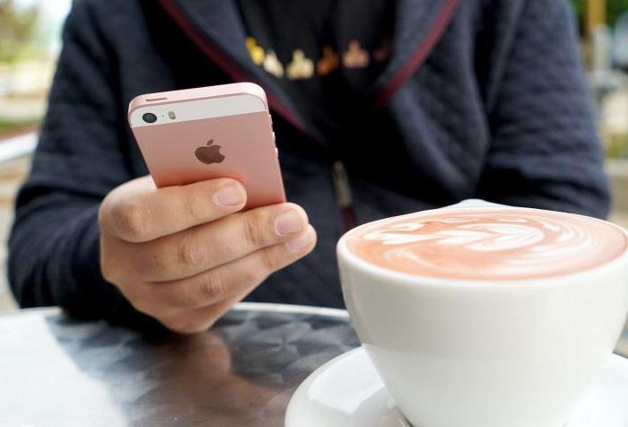 iphone se что это