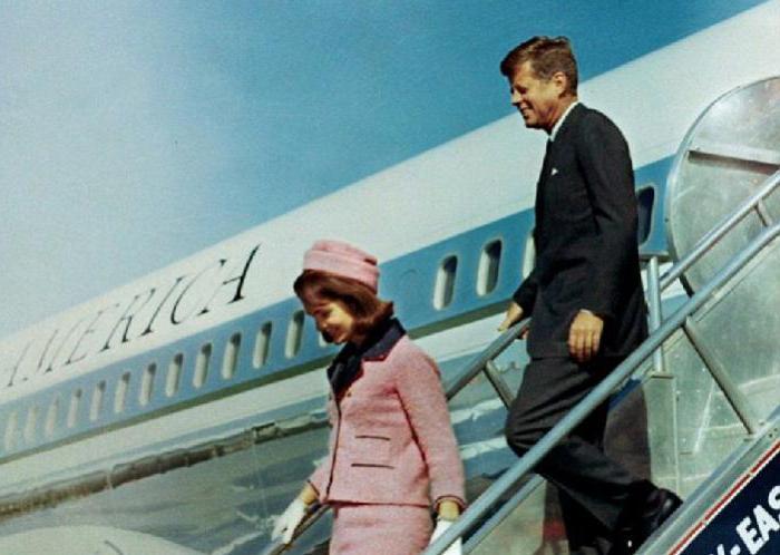 самолет президента история американского борта