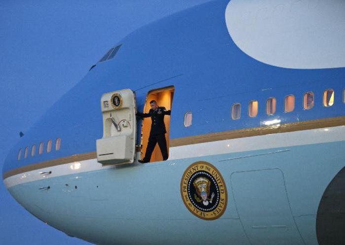 самолет президента сша барака обамы