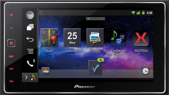 pioneer sph da120 обзор
