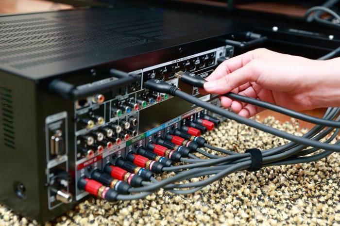 как выбрать ресивер для акустической системы
