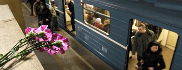 взрыв в метро парк культуры лубянка