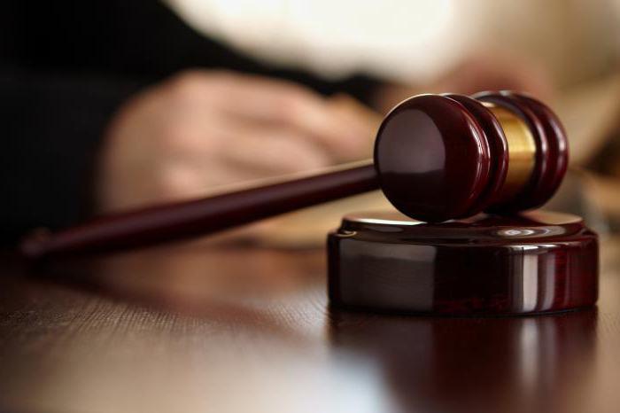 понятие и виды юридической ответственности реферат
