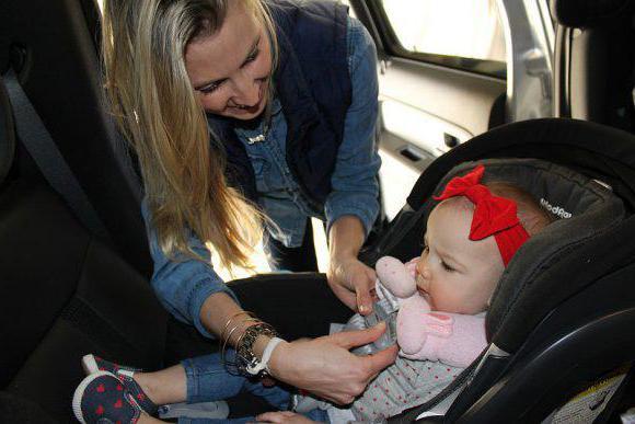 отмена штрафа за перевозку детей без кресла