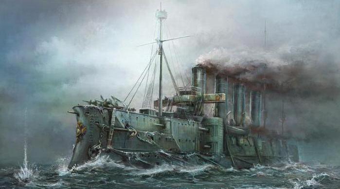 тяжелый крейсер россии