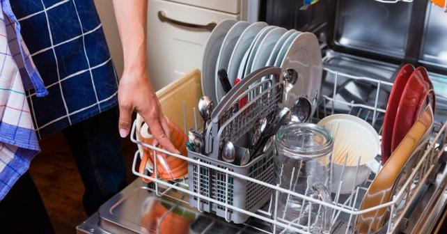Как почистить посудомоечную машину? Инструкция к посудомоечной машине