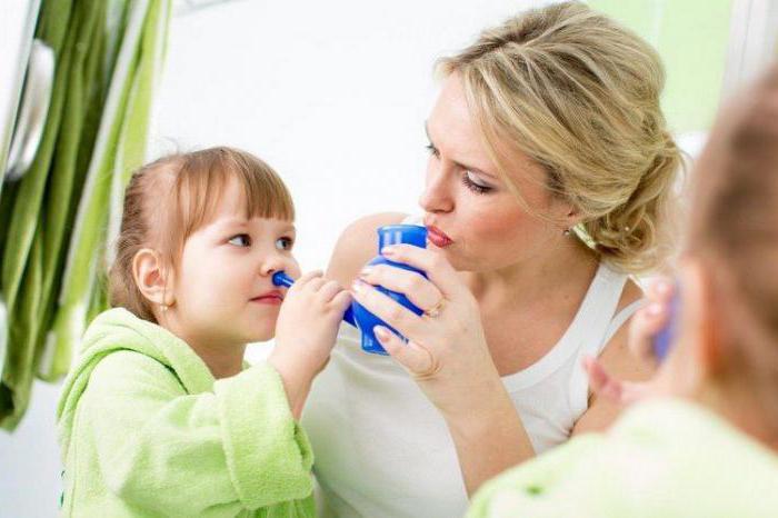 острый верхнечелюстной синусит у детей