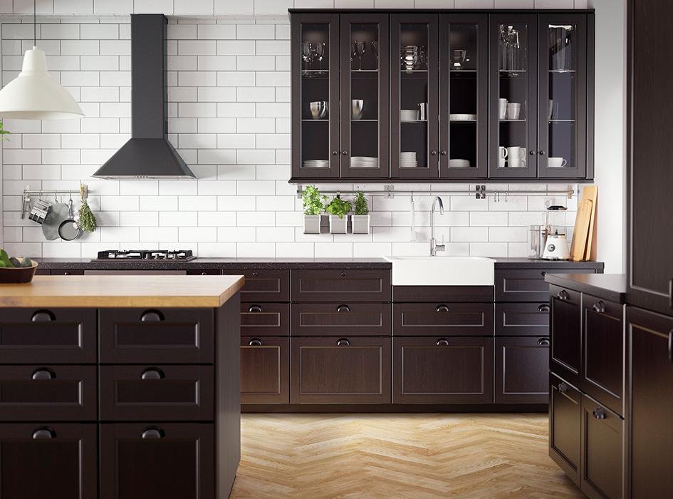 Кухня икеа даларна фото отзывы