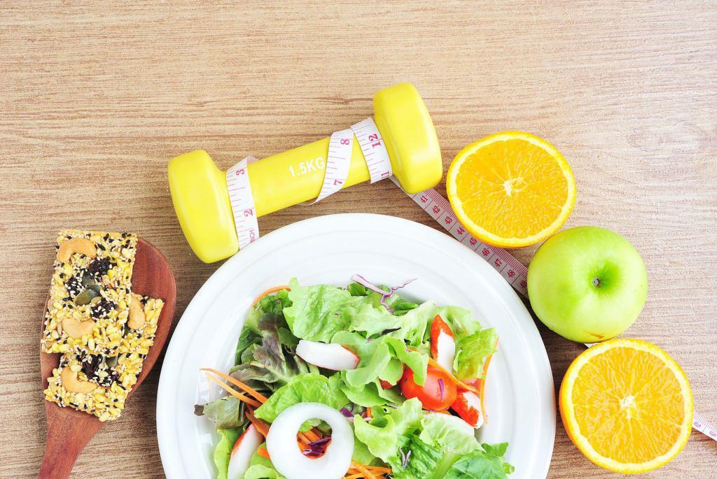 Похудеть с помощью правильного питания