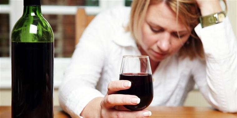 мать алкоголичка