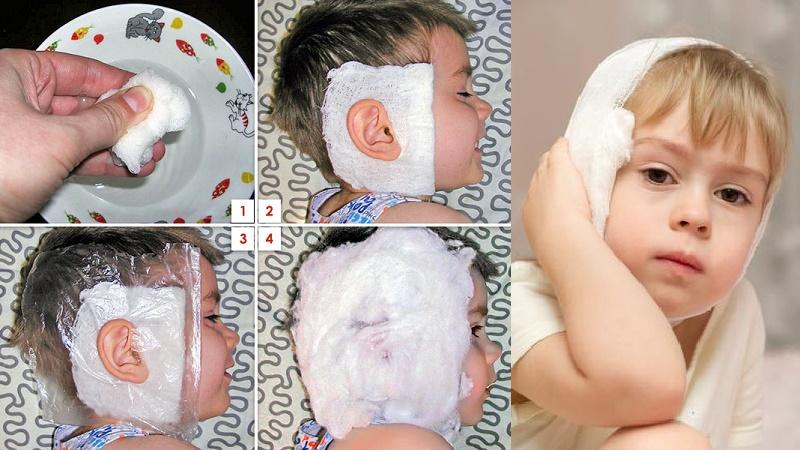 У ребенка ночью заболело ухо: что делать, первая помощь, препараты, советы медиков