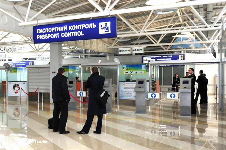 lifting the ban on entry to Russia