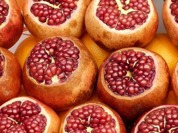 витамины содержащиеся в гранате