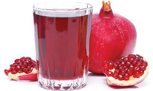 гранат фрукт витамины