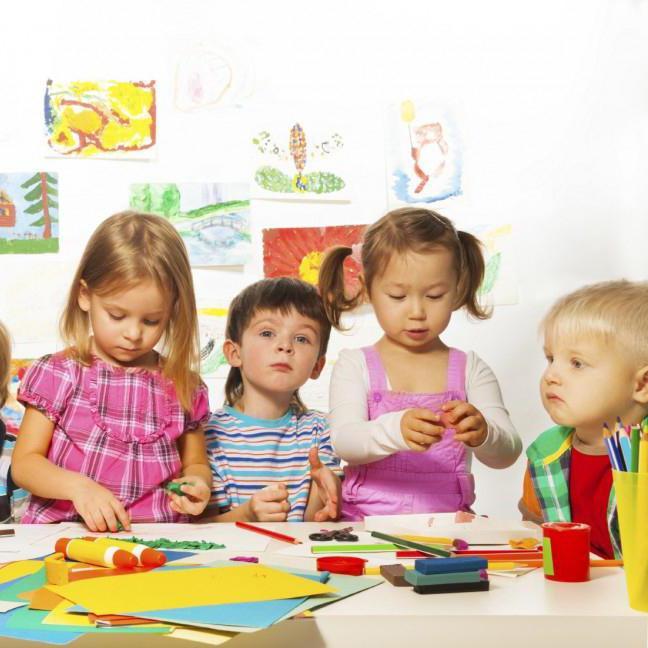 развивающие поделки для детей 2 3 лет