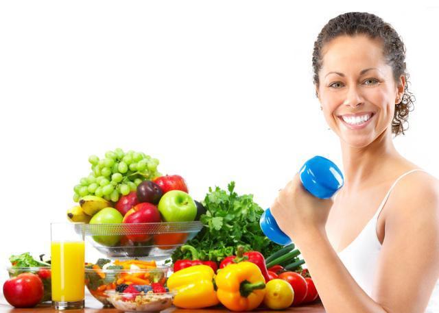 пятиразовое питание для похудения меню на неделю