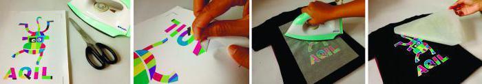 светоотражающие наклейки на одежду детям