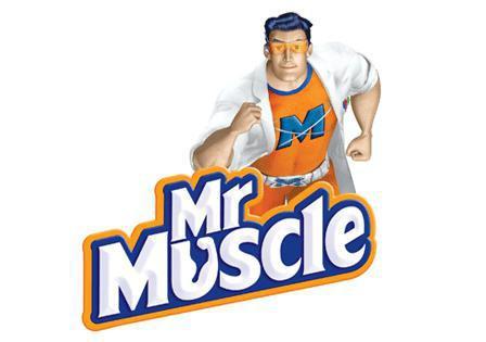 мистер мускул для стекол
