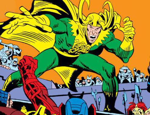 локи marvel comics способности
