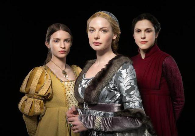 Белая королева сезон 1 (2013) смотреть онлайн или