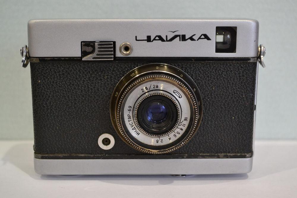 Марки фотоаппаратов в ссср