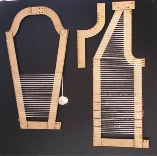 Станок для изготовления половиков своими руками