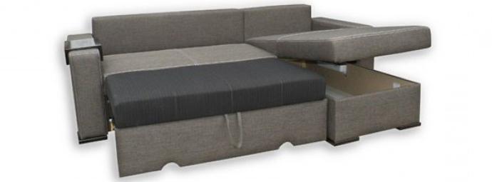 как собрать диван монако