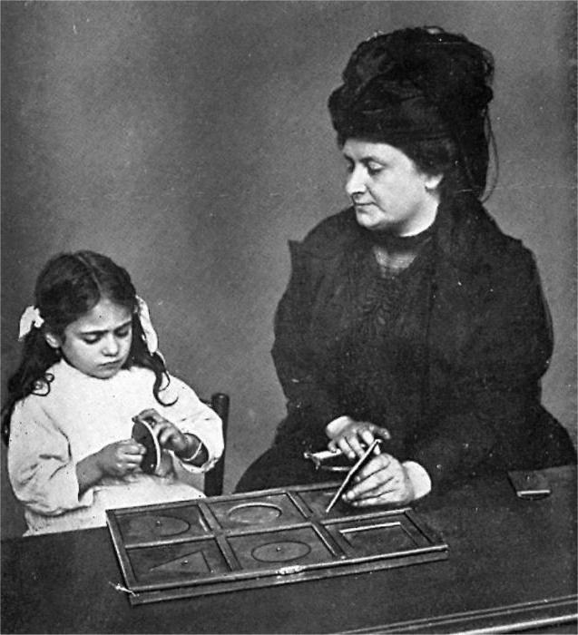 Мария Монтессори биография семья