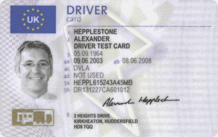 Что такое карта тахографа водителя