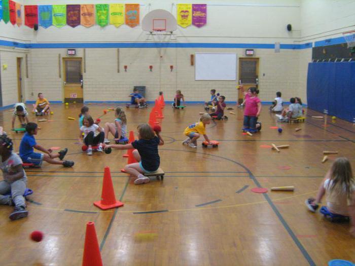 принципы физического воспитания детей дошкольного возраста