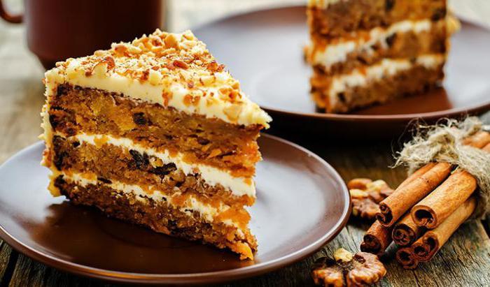 идеальный морковный торт от энди шефа