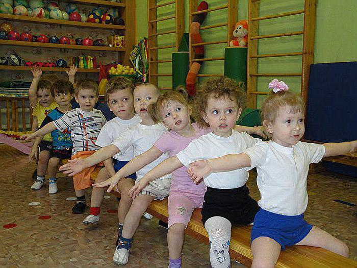 анализ физкультурного занятия в детском саду образец - фото 11