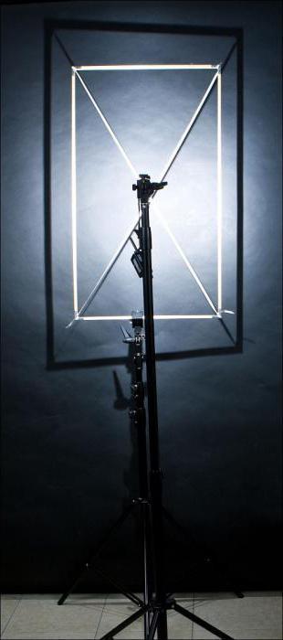 как работать со студийным светом