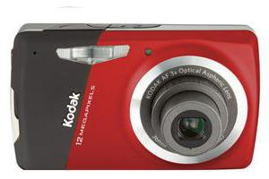 Фотоаппараты Kodak: технические характеристики, фото, отзывы