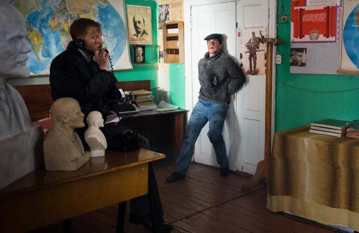 актеры русских сериалов мужчины