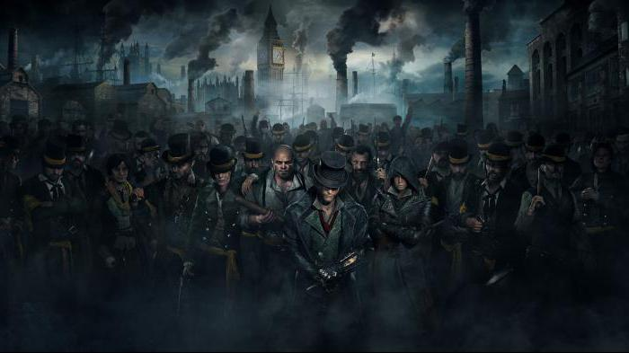 игра assassins creed syndicate