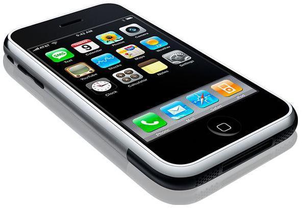 телефоны эппл