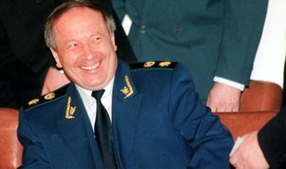 модель генеральный прокурор в бане 2000-м