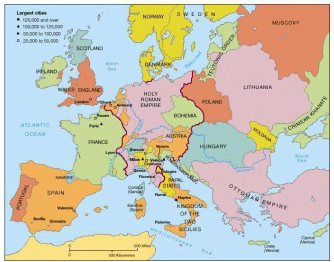 the pre industrial europe during the pre industrial era in the 1750s