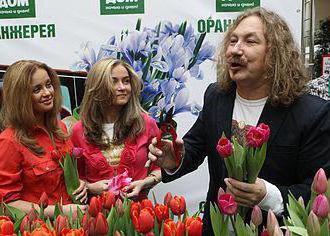 певцы фото русские