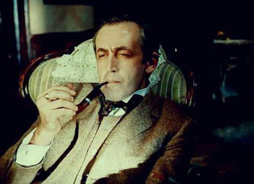 шерлок холмс первое знакомство читать