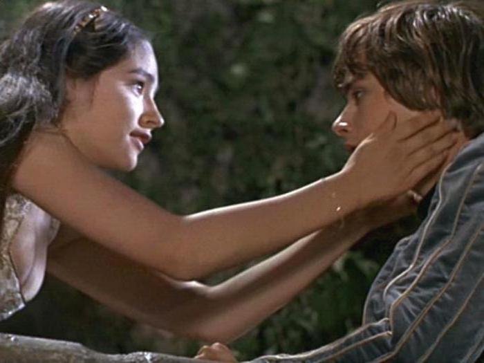 Самые сексуальные и романтичные фильмы