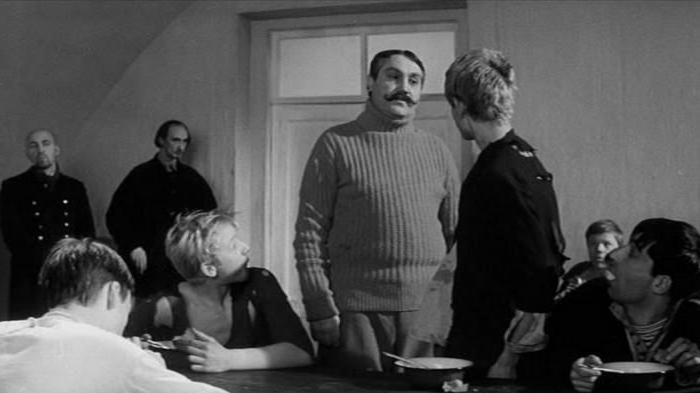 фильм республика шкид 1966 актеры и роли